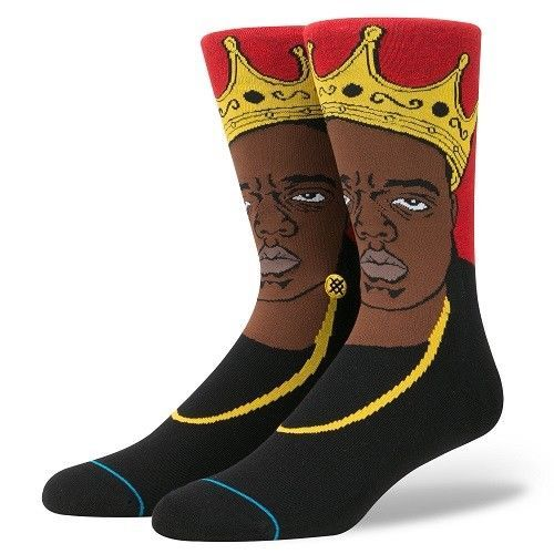reputable site 137ad 575df Stance The Notorious B.I.G. Socks  Stance  socks  rap  rapper  music