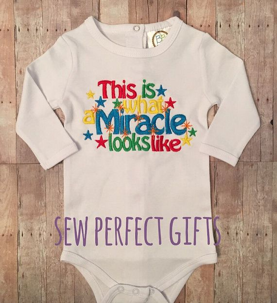 c763e902a miracle baby onesie, rainbow baby onesie, Heaven Onesie, baby shower gift,  pregnancy after loss, baby after loss