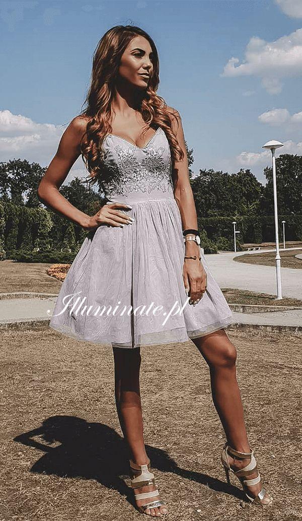6a37cebe33 Śliczna sukienka MAYA z kolekcji Illuminate  3  sukienkanawesele   tiulowasukienka  tiul  ozdoba
