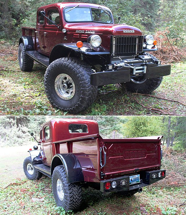 Legacy Classic Dodge Power Wagon is a Living Legendary American Iron - ThrottleXtreme