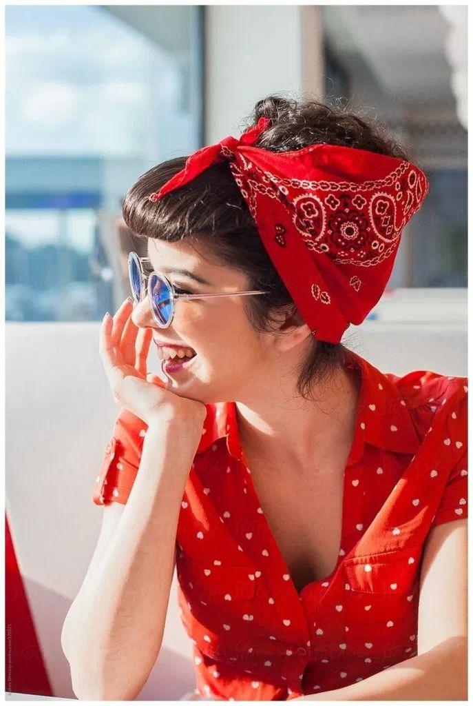 50+ Unordinary Retro Outfit Ideas for Girl » GALA Fashion