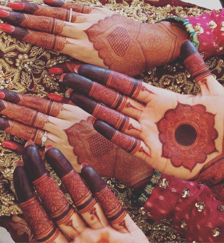 Henna Creations Iqra Www Picswe Com