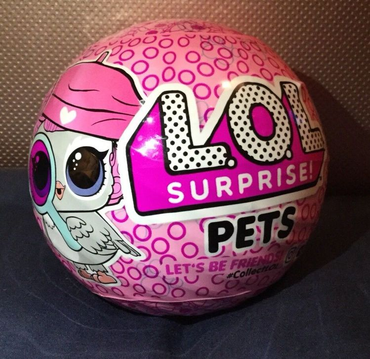 Details About Lol Surprise Doll Pets Eye Spy Series 4 Teac