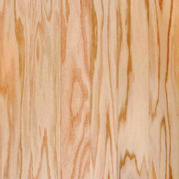 Millstead Red Oak Natural 12 In Thick X 5 In Wide X Ran