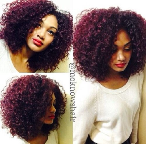 Via Naturally Meshary This Is Mo Knows Hair Monica S Baby Sister Find On Yt Or Her Website