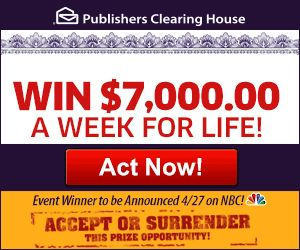 I CHRISTOPHER LINT will win PCH Win Dream Home $3 Million S