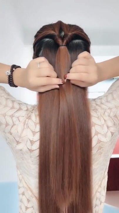 Aprenda o Passo a Passo Desse Penteado Simples e Lindo!