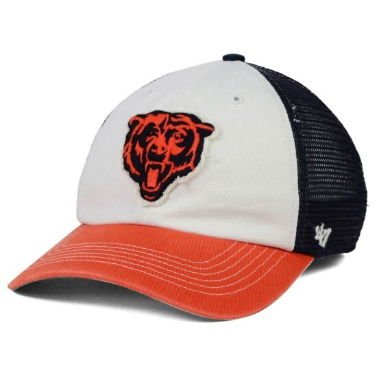 Chicago Bears Privateer Closer Cap by  47 Brand  fc757ebea