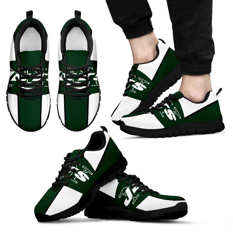 a94cd41eeb051 Bandana Fever New York Jets Print Casual Shoes