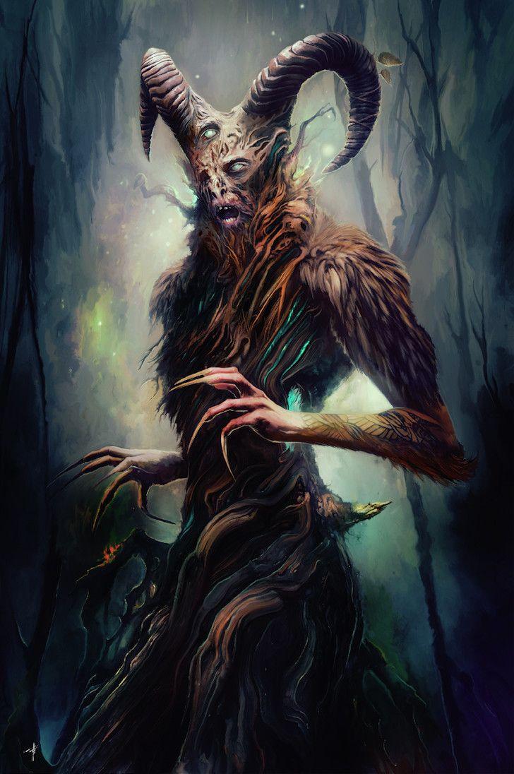 Tüllerianos - Em Algatar, todo homem/Elfo depois de 21 anos é transformado pelo Pai da Sabedoria em um Tülleriano, um tipo de Fauno abissal que faz a vigia da fronteira de Algatar.