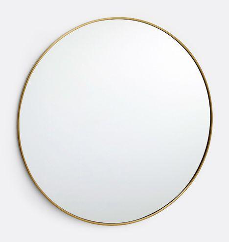 48 round mirror 32 inch 48