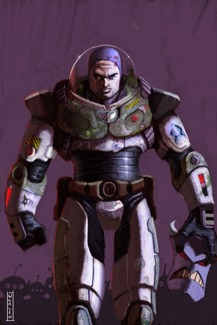 Buzz Lightyear by nbashowtimeonnbc em DeviantArt