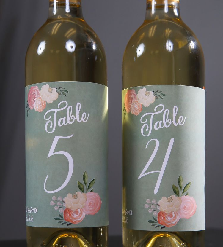wedding table numbers wedding table number signs sag