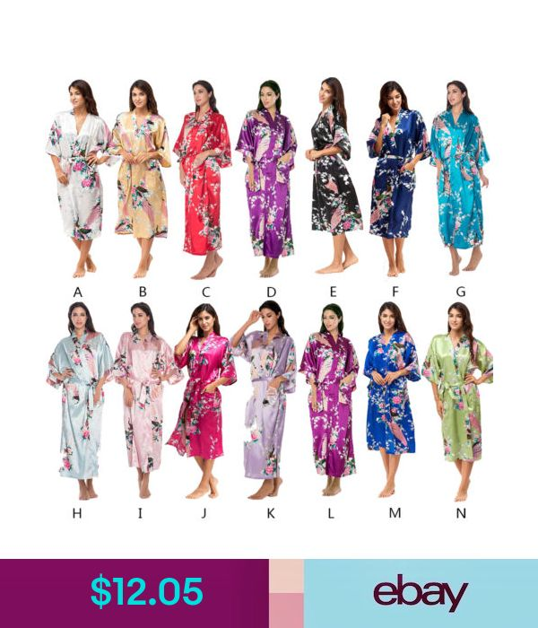 89d1e6d307 Fashion Bug Loungewear Robes   Bathrobes  ebay  Clothing