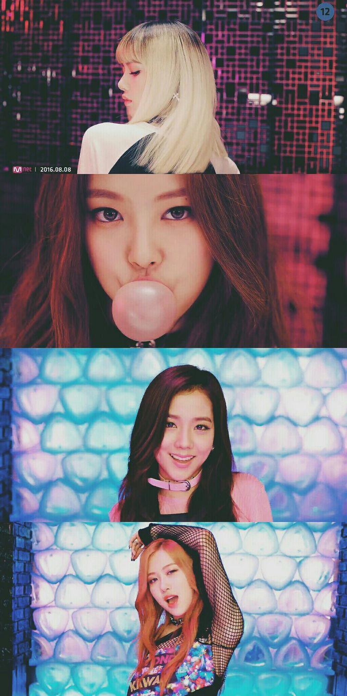boombayah #MV #jisoo #jennie #rose #li