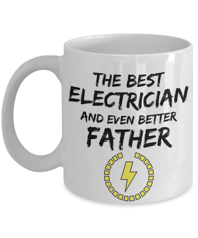 Electrician Dad Gift