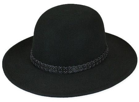 2f87bac7c8183 Laredo Hat - Black