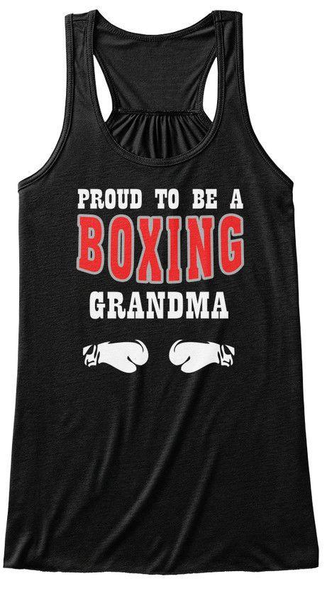 b95a1b46e0 Latest Fashion Boxing - Boxing Clothes #boxingfashion #fashionboxing  #boxingclothes Proud Grandma-boxing