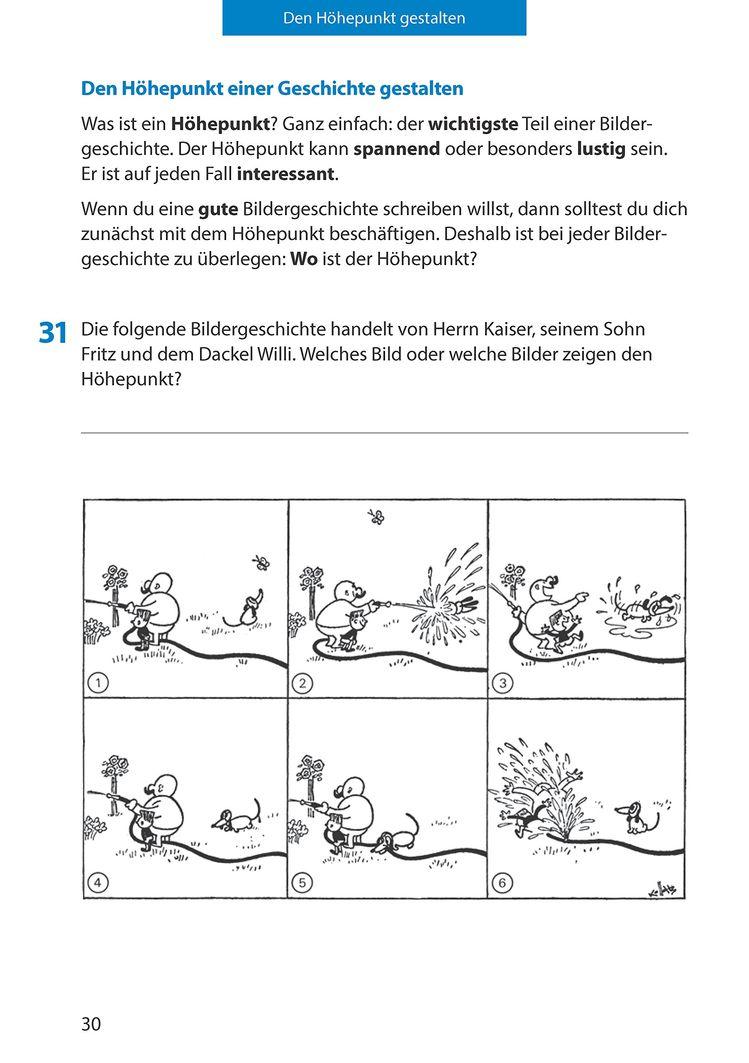 bildergeschichte grundschule 4. klasse」の画像検索結果
