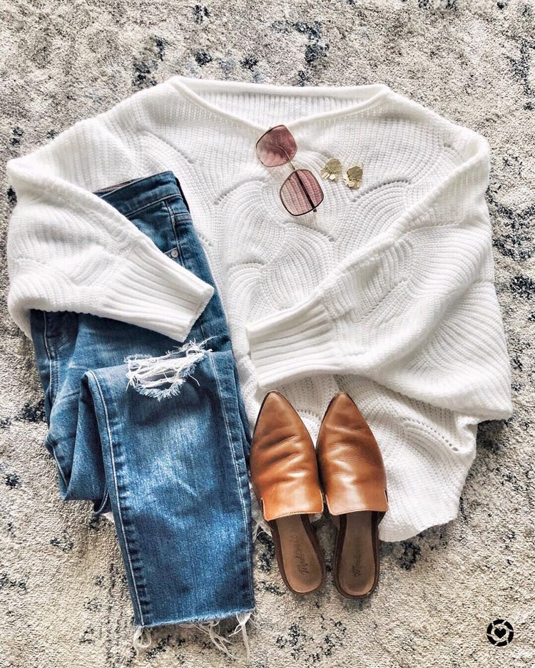 @thespoiledhome Casual Spring Outfit Idea