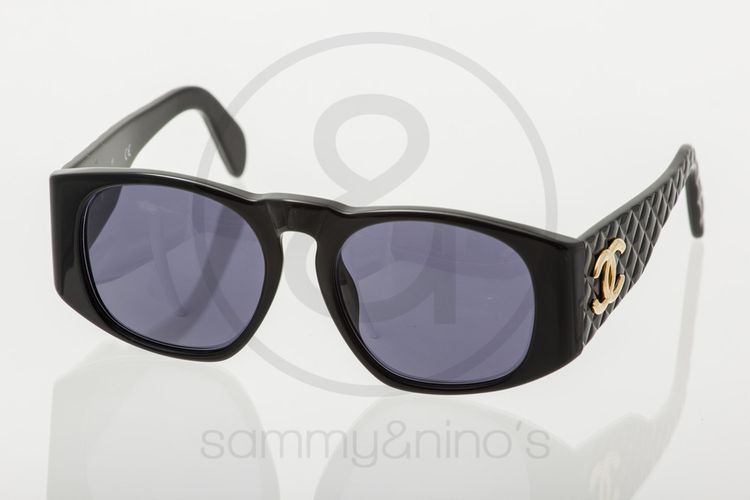 a6c7d096a2e9 Image of Chanel 01450 quilted    Vintage Sunglasses