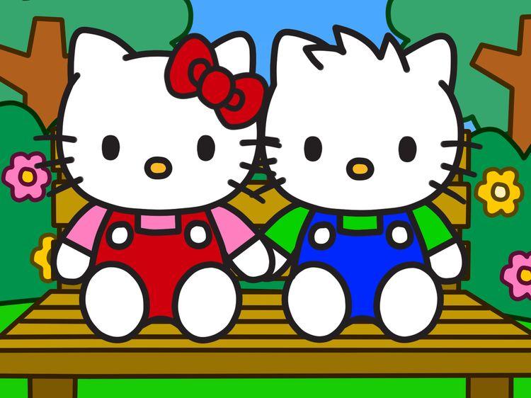 9217a7f90 Kitty and Kitter on Couple Loves by Kittykun123.deviantart.com on @ DeviantArt