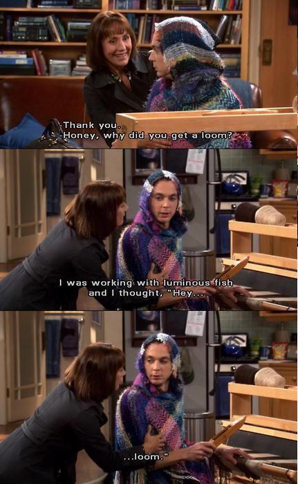 I <3 The Big Bang Theory