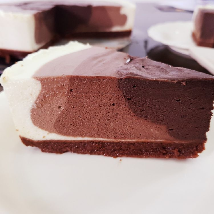Chocolate Ripple Cheesecake