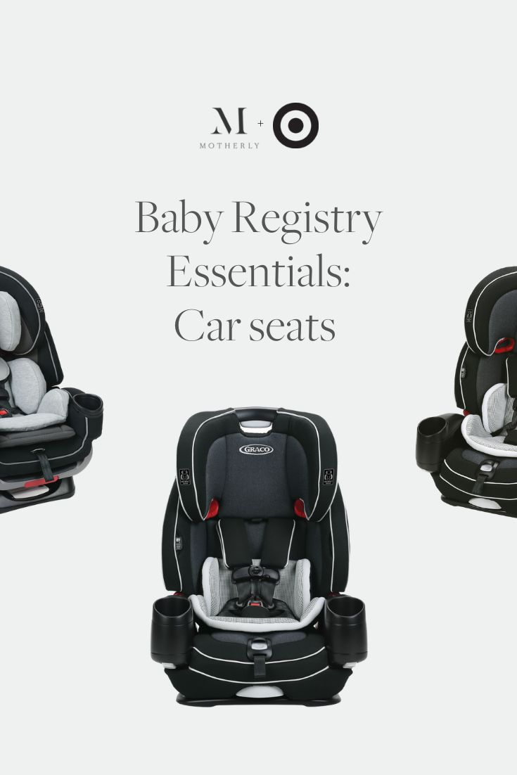 Our Favorite Graco Car Seats For Your Baby Registry