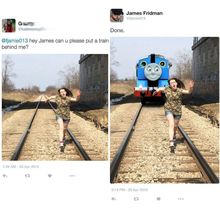 You Better Think Twice Before You Ask This Jackass For Help - Meet James Fridman | Guff