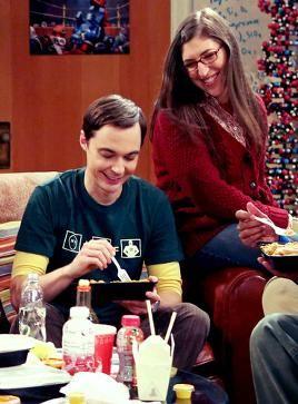 ShAmy - Big Bang Theory