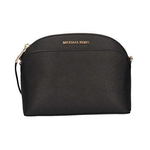 09c1f3901c19 MICHAEL Michael Kors Women s HEARTS Jet Set Travel MEDIUM Leather Carry All  Tote Handbag