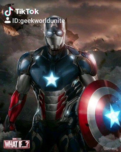 Choose your favourite Captain America