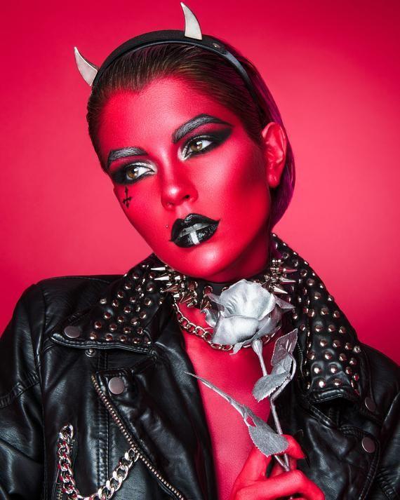 "Photo Print - ""Silver Devil"""