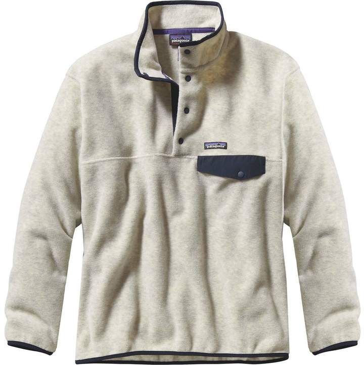 5b3c1c2622c0be Patagonia Synchilla Snap-T Fleece Pullover - Men s