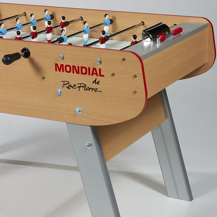 Incredible Rene Pierre Mondial Foosball Table With Telescopic Rods Un Download Free Architecture Designs Intelgarnamadebymaigaardcom