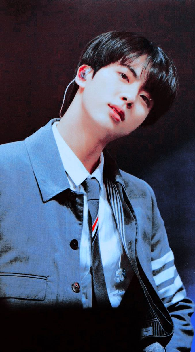 JIN // #BTS 4th Muster 'Happy Ever Aft