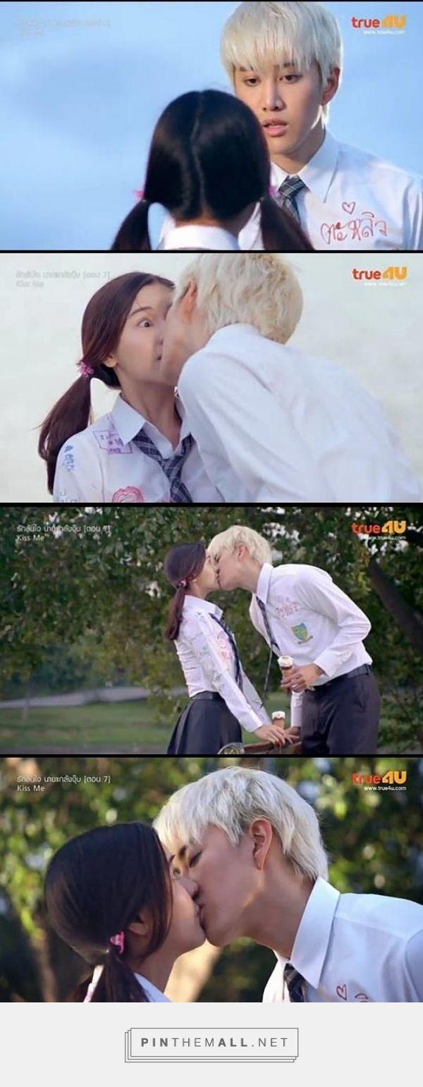 Kiss Me #Thai #Itazura Na Kiss #manga #drama