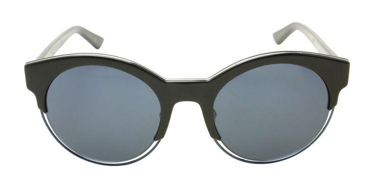 ac05dd3c04 Dior - Sideral1 Black - Blue sunglasses