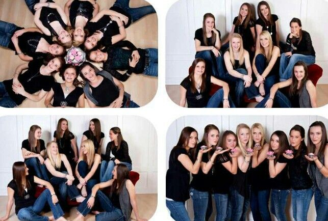 Group Photo Ideas For Yearbook