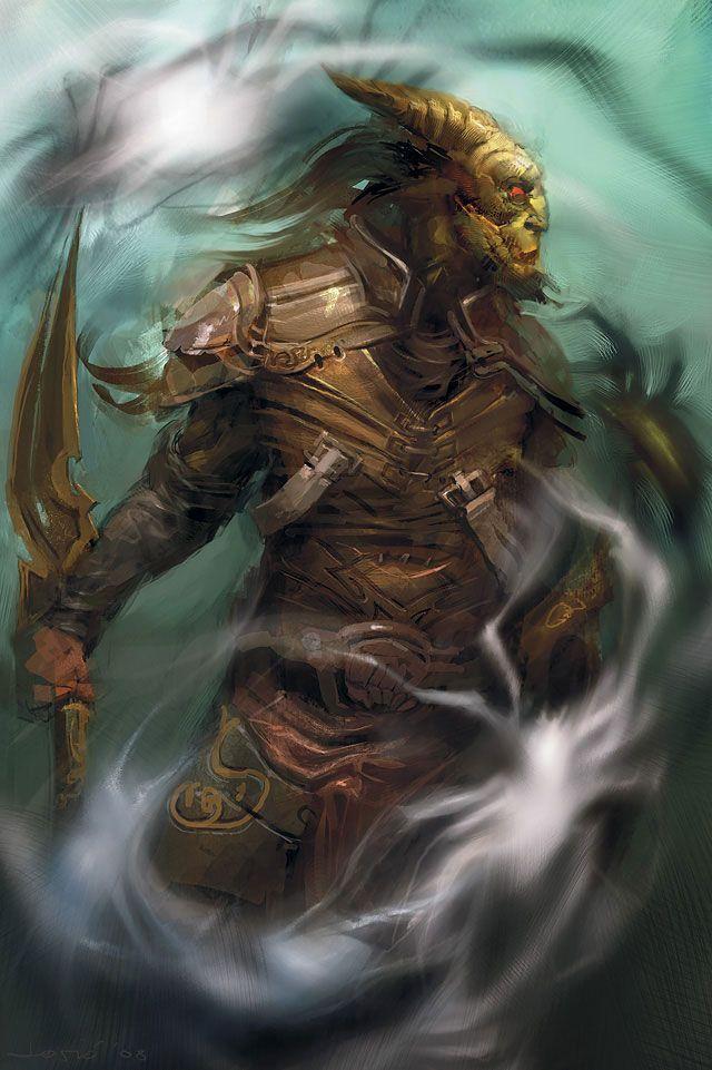 Tiefling Star Pact Warlock Hexblade