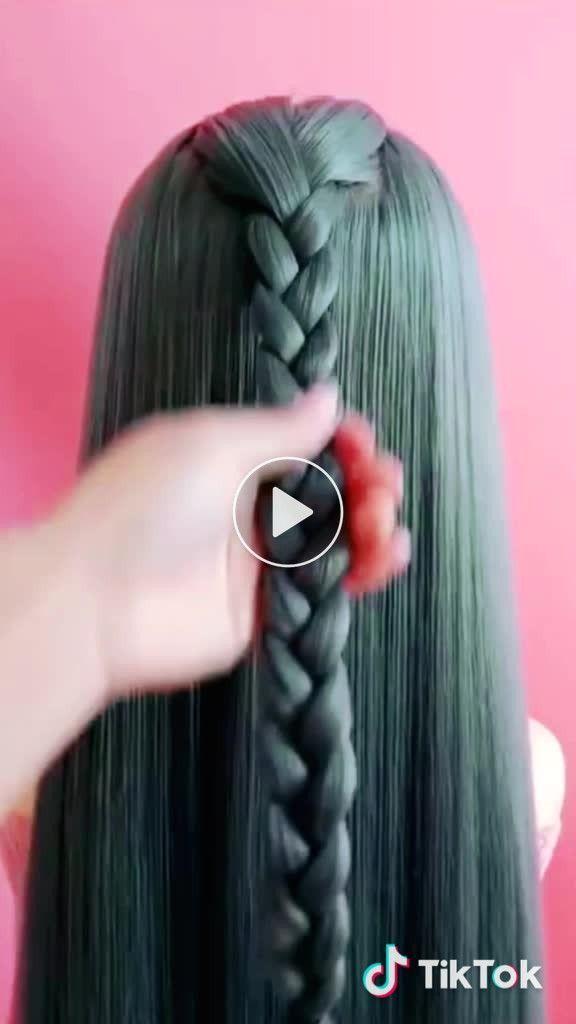 #hairstyle #tutorial #foryou # staytune4nxtvideo @tiktok_india
