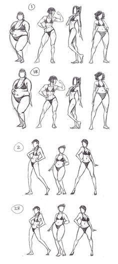 Aprenda a Desenhar # 3: Corpo Humano + Perspectiva + Animais