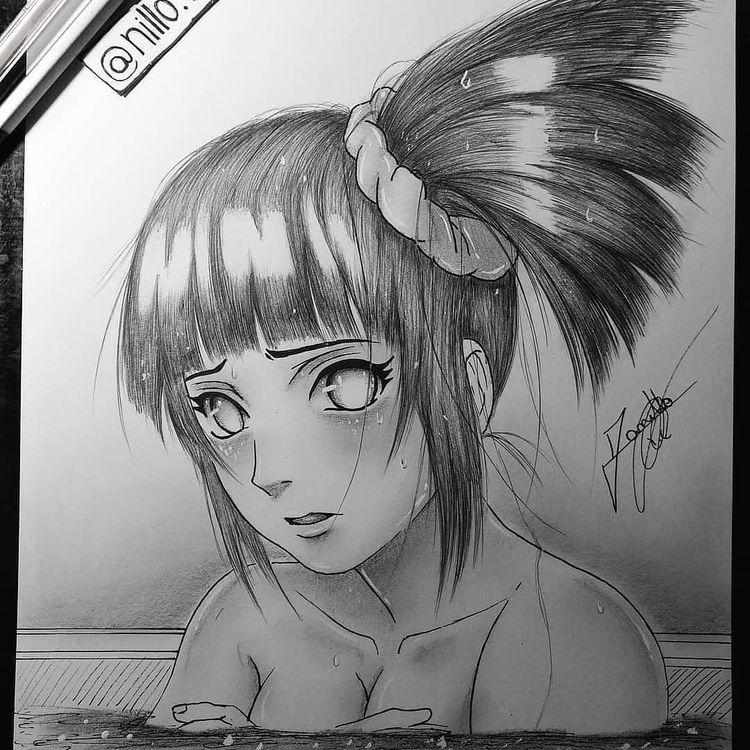 """Desenho e anime on Instagram: """"Nota de 0 a 10?😍 . OBS: Recado importante no Perfil! Dá uma olhada 😉 . . By: @nillo.ic . . #desenho #animebr #mangas #desenhar…"""""""