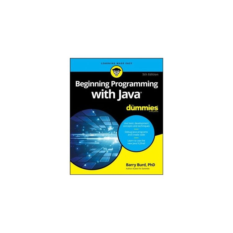 Beginning Programming With Java For Dummies Website Pape