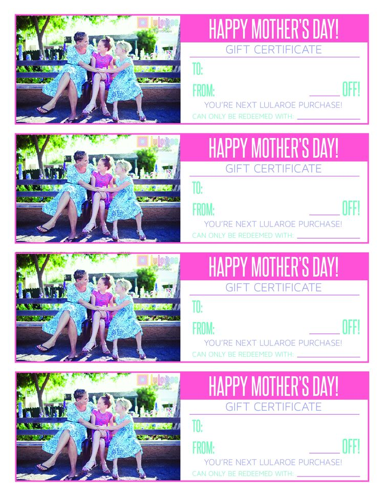 it's not to late, not sure what to give your mom for mothe