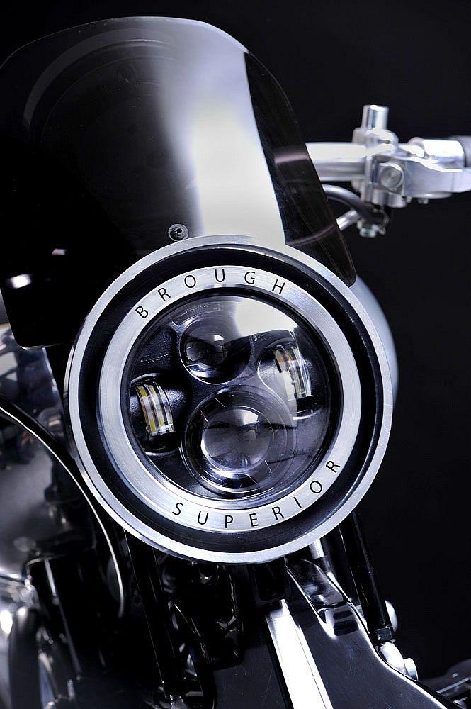 2014 Brough Superior SS100