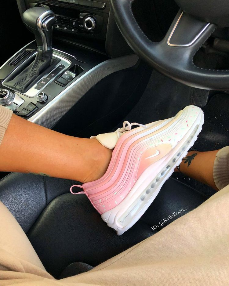 """Image of Nike Air Max 97 x KylieBoon """"STRAWBERRY SPRINKLES"""""""