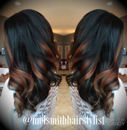 53 Ideas hair ombre short brown dark