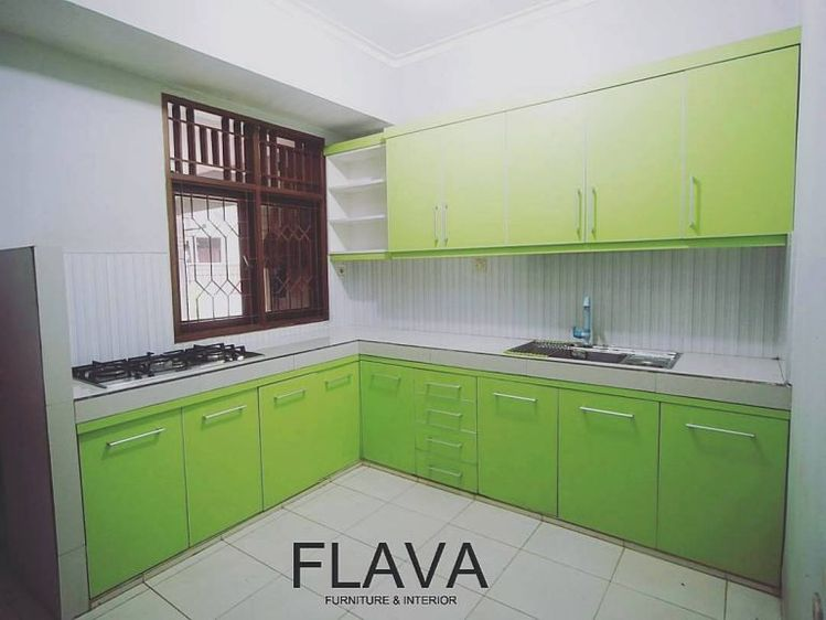 Kitchen Set Sederhana 2018